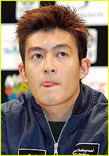 Edison Chen Quits After Sex Scandal