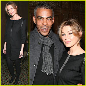 Ellen Pompeo is All Rag & Bone