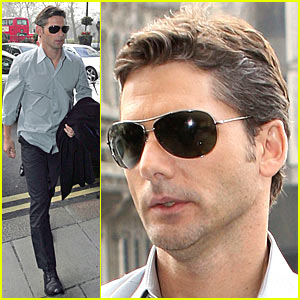 Eric Bana is Lonely in London