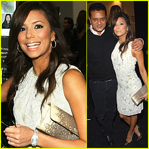 Eva Longoria @ NY Fashion Week