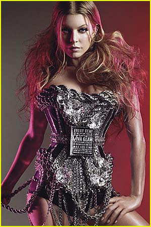 Fergie: Viva Glam!