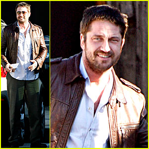 Gerard Butler: That's the Ticket