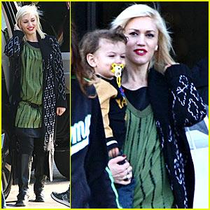 Gwen Stefani: Hey, Baby, Hey, Baby, Hey