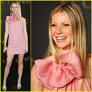 Gwyneth Paltrow's Night to Benefit Raising Malawi