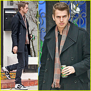 Hayden Christensen: Pass the Ginger Ale