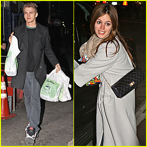 Hayden Christensen & Rachel Bilson Spend Valentine's Day Together
