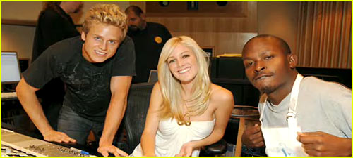 Heidi Montag Takes You