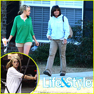 Jamie Lynn Spears: You're Grounded!
