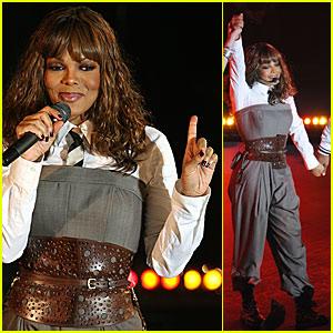 Janet Jackson: Good Morning America!