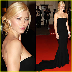 Jessica Biel @ BAFTA Awards 2008
