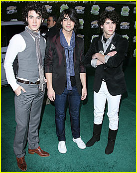 The Jonas Brothers Rock the Future