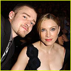 Justin Timberlake & Madonna Have