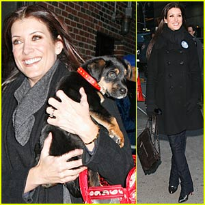 Kate Walsh Gets Re-Flowered