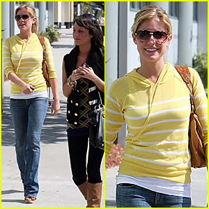 Kristin Cavallari: Yummy in Yellow