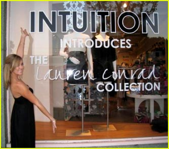 Lauren Conrad Collection Show-Off