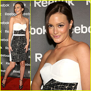 Leighton Meester is a Freestyling Freak