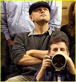 Leonardo DiCaprio is a Basketball Boy