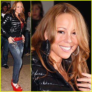 Mariah Carey @ MTV's TRL