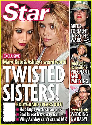 Mary-Kate and Ashley Olsen: Twisted Sisters