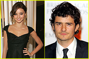 Miranda Kerr: Orlando Bloom is a Sweetheart