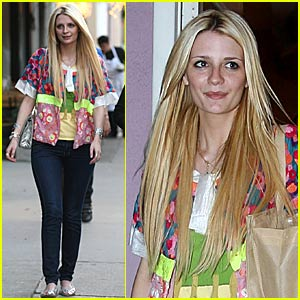 Mischa Barton: Joan's on Third, Fourth and Fifth