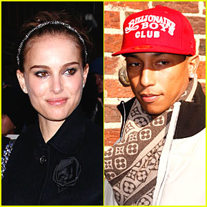 Natalie Portman and Pharrell Together?