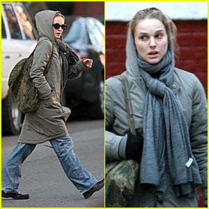 Natalie Portman: Vegan Shoes Were My Only Option