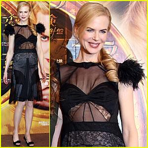 Nicole Kidman: Baby Bump Where?