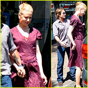 Nicole Kidman: Baby Clothes Shopping!