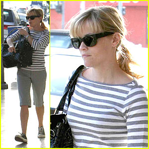 Reese Witherspoon: I Want My Kids Teased and Bullied