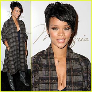 Rihanna @ NY Fashion Week