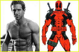 Ryan Reynolds is Deadpool