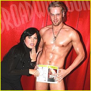 Sara Ramirez Loves Naked Guys