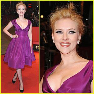 Scarlett Johansson's Untamed Hair