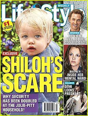 Shiloh's Scare