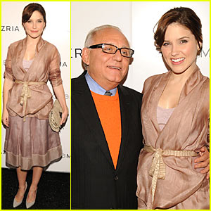 Sophia Bush @ NY Fashion Week