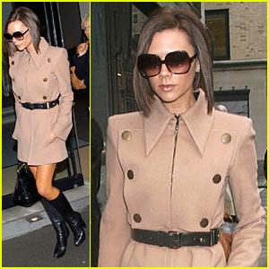 Victoria Beckham Fashion Line in the Works?