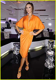 Victoria Beckham is a Project Runway Judge