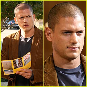 Wentworth Miller Learns the Art of the Deal