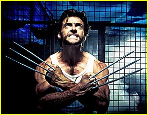 Wolverine Movie: First Picture!