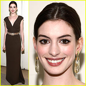 Anne Hathaway Fights For Your Rights