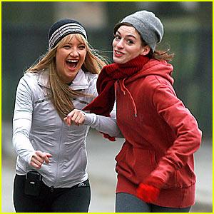 Hathaway & Hudson are Running Mates