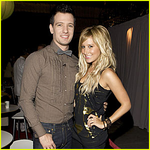 Ashley Tisdale + JC Chasez = America's Best Dance Crew