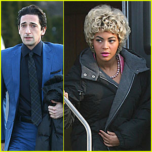Beyonce is Etta James -- FIRST LOOK