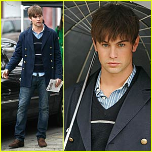 Chace Crawford's Haircut -- YAY or NAY?