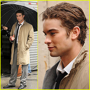 Chace Crawford is Wet