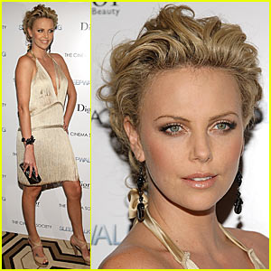 Charlize Theron is a Seductive Sleepwalker