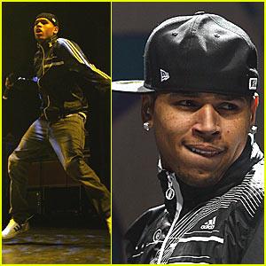 Chris Brown is a London Lad