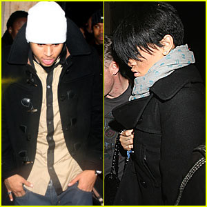 Chris Brown & Rihanna's Maya Mayhem