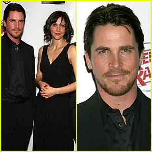 Christian Bale: ShoWest, Young Man